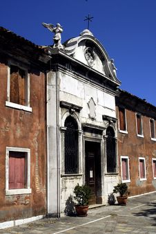 Free Venice - Murano Royalty Free Stock Photo - 1208155