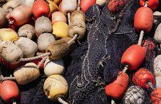 Free Fishnet Stock Photography - 1209782