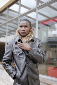 Free Photo Of Guy Wearing Leather Jacket Stock Photos - 120074783