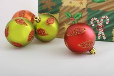 Free Christmas Decorations Stock Image - 12016461