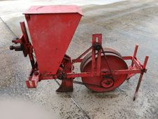 Free Harvester, Agricultural Machinery, Vehicle, Tractor Stock Photography - 120114282