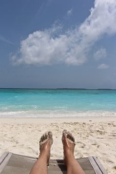 Free Sea, Sky, Coastal And Oceanic Landforms, Beach Royalty Free Stock Images - 120114579