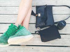 Free Footwear, Shoe, Fashion, Bag Royalty Free Stock Image - 120114776