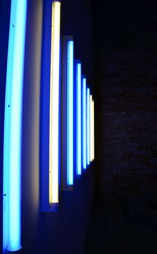 Free Blue, Light, Lighting, Neon Stock Image - 120115021