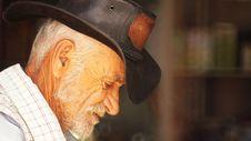 Free Forehead, Senior Citizen, Ear Stock Photo - 120115120