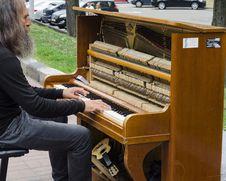 Free Piano, Musical Instrument, Keyboard, Player Piano Stock Photo - 120115130