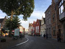 Free Town, Lane, Street, Road Stock Image - 120115161