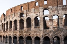 Free Colosseum Rome Italy Royalty Free Stock Photo - 12043905