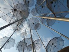Free Sky, Structure, Architecture, Umbrella Royalty Free Stock Image - 120411856