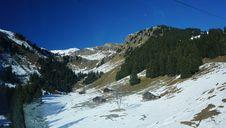 Free Mountainous Landforms, Mountain Range, Mountain, Mountain Pass Stock Photography - 120412192