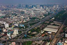 Free Metropolitan Area, Urban Area, City, Bird S Eye View Stock Photography - 120482982