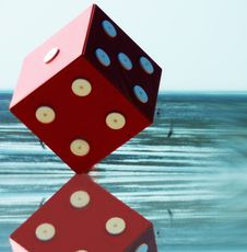 Free Blue, Red, Dice, Dice Game Royalty Free Stock Image - 120483106