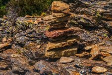 Free Rock, Bedrock, Outcrop, Geology Stock Images - 120483114
