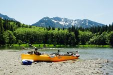 Free Wilderness, Boat, Boats And Boating Equipment And Supplies, Kayak Royalty Free Stock Photography - 120483327