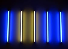 Free Light, Neon, Lighting, Column Stock Photography - 120483512