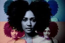 Free Afro, Album Cover, Human, Black Hair Stock Images - 120483524
