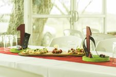Free Table, Tableware, Brunch, Food Royalty Free Stock Photography - 120554147