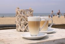 Free Coffee Cup, Tableware, Water, Drinkware Royalty Free Stock Images - 120554229