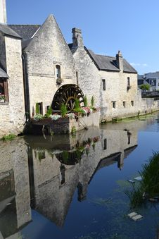 Free Waterway, Reflection, Water, Town Stock Photos - 120554513