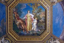 Free Art, Painting, Tapestry, Religion Royalty Free Stock Photos - 120554528