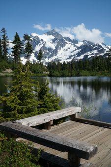 Free Reflection, Nature, Mountainous Landforms, Mountain Stock Photos - 120554583