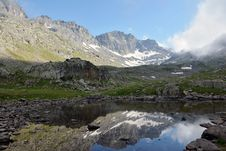 Free Tarn, Nature, Mountain, Wilderness Stock Images - 120554584