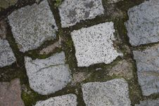 Free Cobblestone, Wall, Road Surface, Grass Royalty Free Stock Images - 120554629