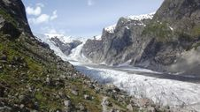Free Mountain, Glacial Landform, Fjord, Glacier Stock Images - 120554634