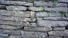 Free Stone Wall, Wall, Rock, Bedrock Stock Images - 120554704