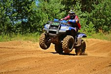 Free All Terrain Vehicle, Off Roading, Soil, Land Vehicle Stock Photos - 120652973