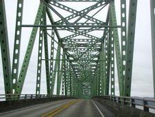 Free Bridge, Truss Bridge, Fixed Link, Structure Stock Image - 120653151