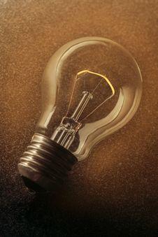 Free Light, Incandescent Light Bulb, Light Bulb, Macro Photography Royalty Free Stock Photography - 120653247