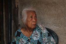 Free Woman, Person, Senior Citizen, Head Stock Image - 120653331