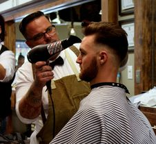Free Hair, Barber, Facial Hair, Hairstyle Stock Photo - 120653530