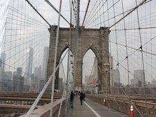 Free Bridge, Structure, Cable Stayed Bridge, Urban Area Stock Photos - 120653553