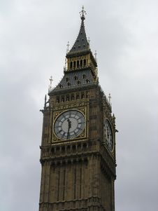 Free Clock Tower, Landmark, Tower, Sky Royalty Free Stock Photography - 120653927