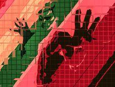 Free Red, Pattern, Design, Art Stock Photo - 120654010