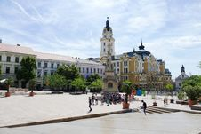 Free Town Square, Plaza, Town, City Royalty Free Stock Photos - 120654258