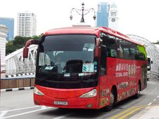Free Bus, Transport, Motor Vehicle, Tour Bus Service Royalty Free Stock Photos - 120654338