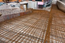 Free Construction, Reinforced Concrete, Floor, Composite Material Royalty Free Stock Photo - 120654665