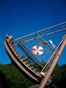 Free Sky, Landmark, Amusement Ride, Amusement Park Stock Images - 120654834