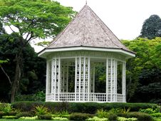 Free Gazebo, Outdoor Structure, Structure, House Stock Photo - 120655080