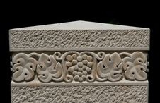 Free Stone Carving, Carving, Relief, Ancient History Stock Photos - 120655113