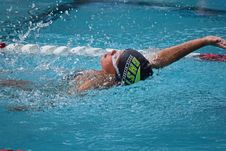 Free Swimming, Water, Leisure, Swimmer Royalty Free Stock Photos - 120655448