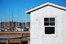 Free Boat House Stock Photo - 12079720