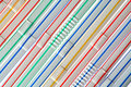 Free The Goffered Straws For Drinks Royalty Free Stock Photo - 12084565