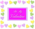 Free Valentine Card Stock Image - 12092211