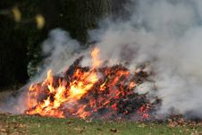 Free Wildfire, Geological Phenomenon, Fire, Smoke Royalty Free Stock Images - 120958189
