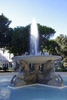 Free Water, Fountain, Water Feature, Tree Royalty Free Stock Photography - 120958237