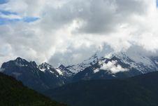 Free Mountainous Landforms, Sky, Mountain, Mountain Range Stock Images - 120958654